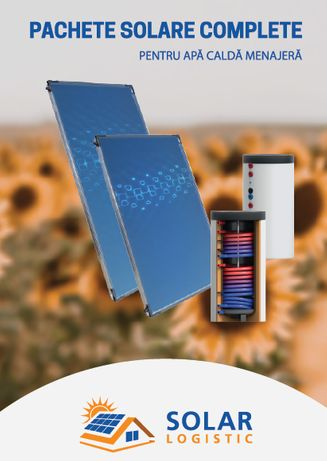 Panouri solare GOT Austria - 10 ani garantie- 20 ani durata de viata
