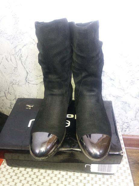 Осенние сапоги, осенняя обувь