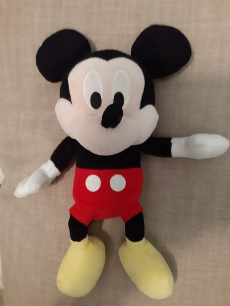 Mickey mouse, interactiv.