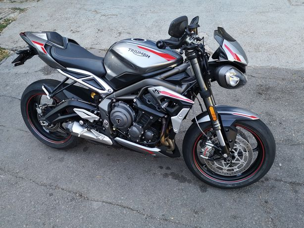 Triumph Street Triple 765 RS 2020 / ABS / Naked