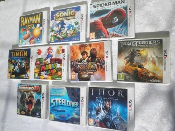 Игри за Nintendo 3DS