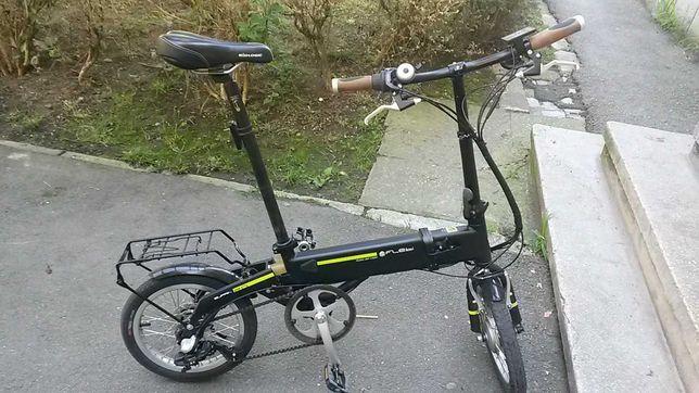 Bicicleta FLEBI pliabila-electrica model BROMPTON