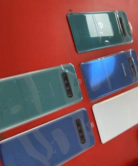Capac Spate Samsung ORIGNAL S8 S9 S10 plus Note 8 9 10 20 S20 Ultra Bucuresti - imagine 1