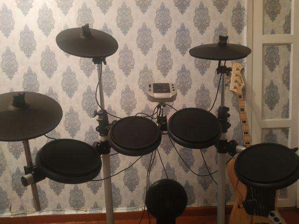 Электро барабаны из Германии