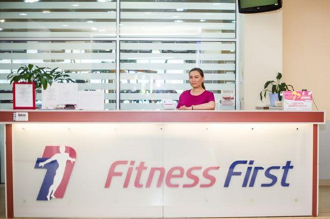 Fitness first абонемент в спортзал