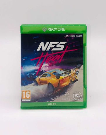 Need For Speed Heat Xbox One NFS