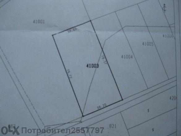 Продавам парцел 3000 кв.м Благоевград ,Баларбаши 15000лв.