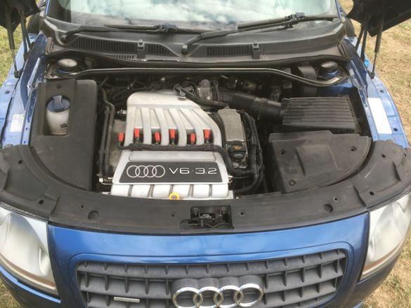 Ауди ТТ Р32 3,2 вр6 250кс Audi TT R32 на части