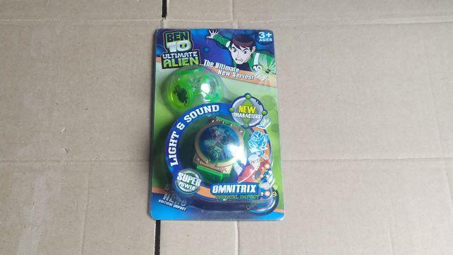 Часы ben10 ultimate alien игрушка для детей