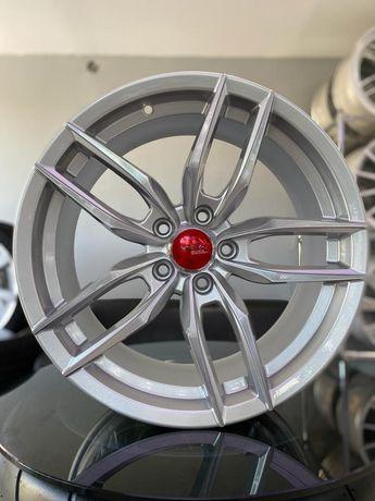 "Джанти Arceo Madrid 18"" 5x112 5x120 5x108 Mercedes Audi Bmw VW Volvo"