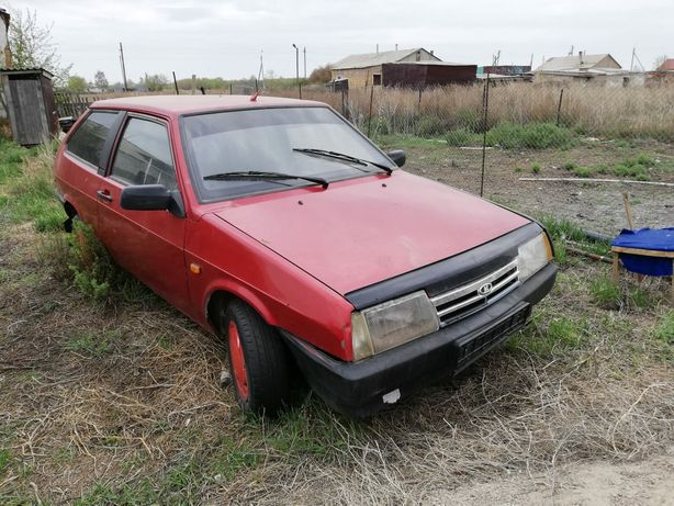 Продам ВАЗ 2108 в нормальном состоянии
