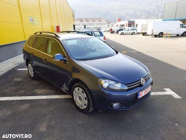 Volkswagen Golf Vw Golf 6 benzină 1.4tsi 122cp euro 5 Top