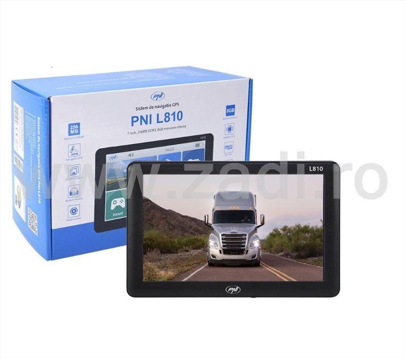 "Gps camion, harti noi, ecran7""-adr,poligoane-adresa firmelor Bistrita - imagine 1"