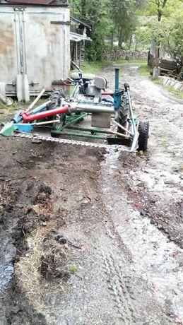 Косача БЧС— бензин
