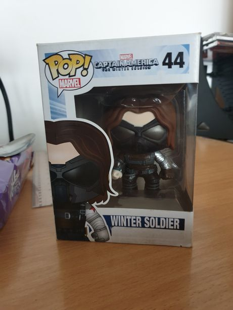 Figurina Funko POP Winter Soldier rara