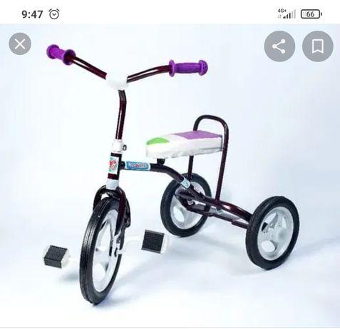 Детский велосипед.Машина.