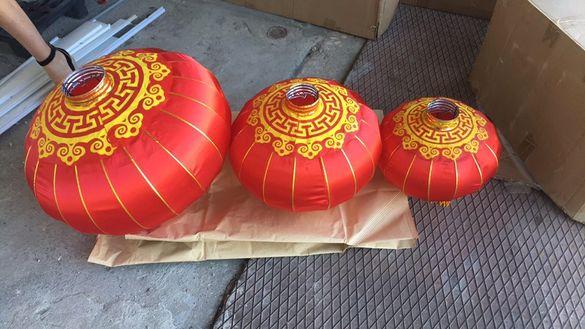 Китайски фенери лукс