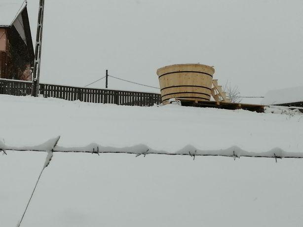 Ciubăr din lemn de vanzare, pentru baie