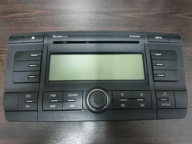 Radio cd Skoda Octavia 2