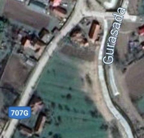 Teren intravilan, in centrul comunei Gurasada