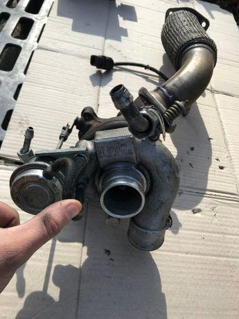 Vand turbo, turbina, turbosuflanta, Iveco Daily 2.5, cod 504260855
