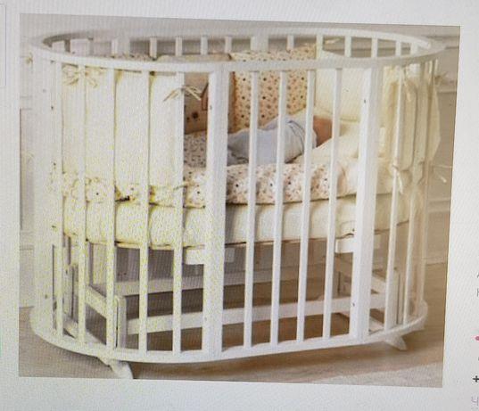 Кроватка -трансформер 8 в 1
