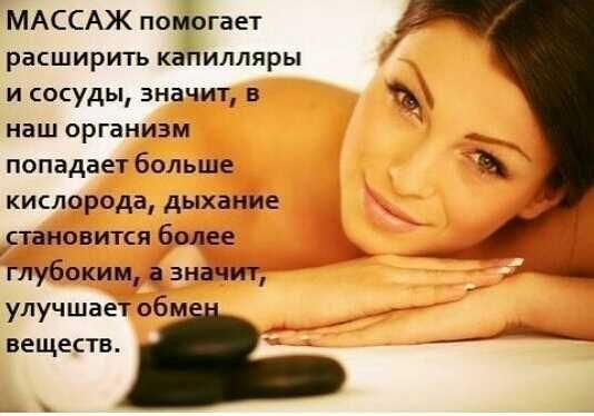У себя и на выезд расслабляющий массаж
