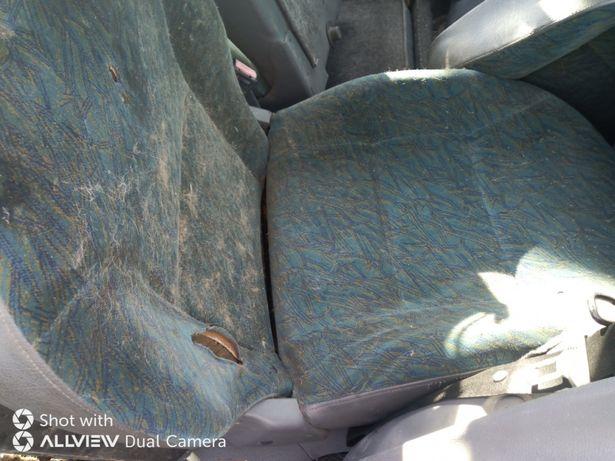 Interior complet Peugeot Partner scaune și banchete spate centuri