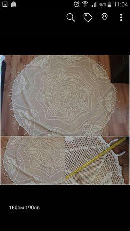 Намаление 20% от цената Ръчно плетени покривки на една кука и пет куки
