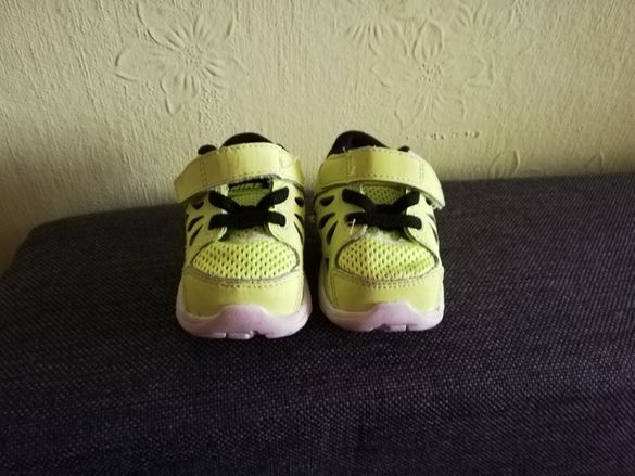 Детски маратонки Nike, Attipas и ботуши Timberland