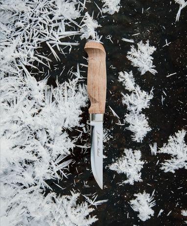 Ловен, туристически нож Marttiini Lumberjack, включена доставка