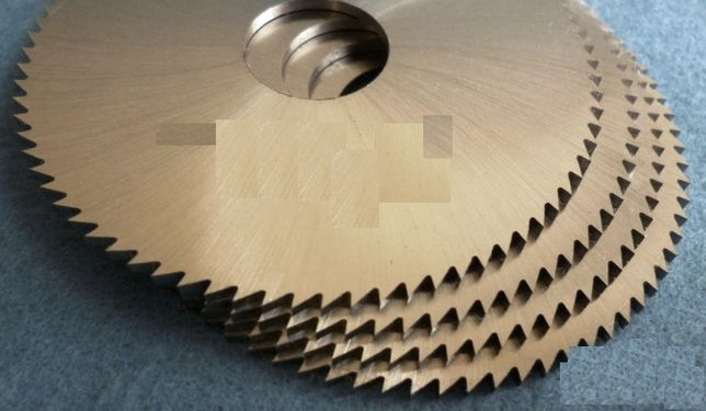 Freze disc metal noi noutze - debitare, frezare