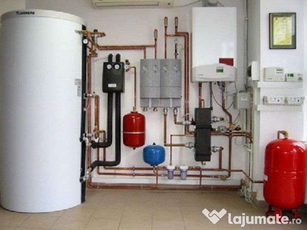 Instalatii sanitare apa, gaz