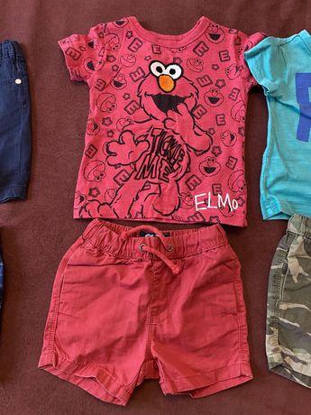 Летняя одежда на мальчика