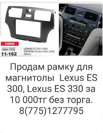 Продам рамку для магнитолы Лексуса Lexus es 300, Lexus es 330 за 10 00