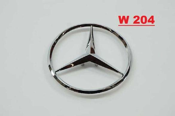 Задна емблема за Мерцедес/Mercedes-Benz W 204