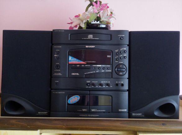 Аудио уредба SHARP
