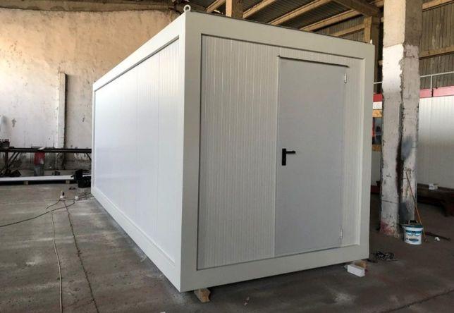 Container containere birou vitrina depozitare santier de locuit chiosc