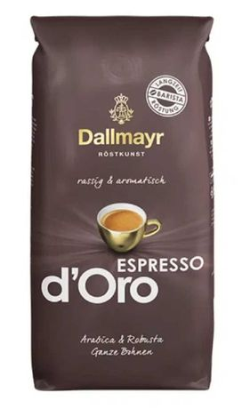 Cafea boabe Dallmayr 1 kg Espresso D'Oro