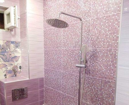 Лепене на плочки - Ремонт на баня за София