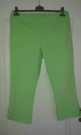 Pantaloni verzi ¾, pentru femei insarcinate Iana S