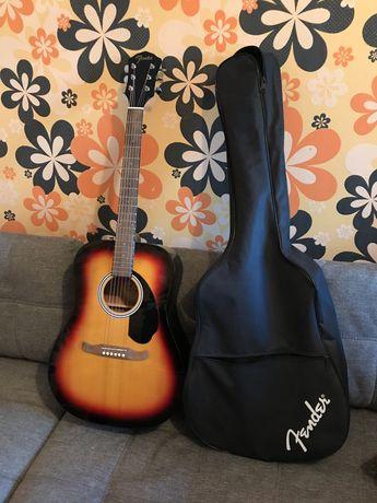Продам акустическую гитару Fender FA-125