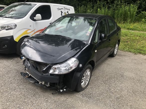 Suzuki SX4 за части