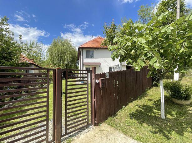 Vand casa complet mobilata in Balanesti
