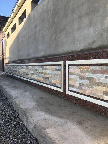 Натуральный мраморный корка для фасада (МРАМОР)