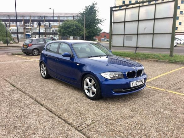 BMW 120D 2005г 163к.с / БМВ 120д 2005г. на части