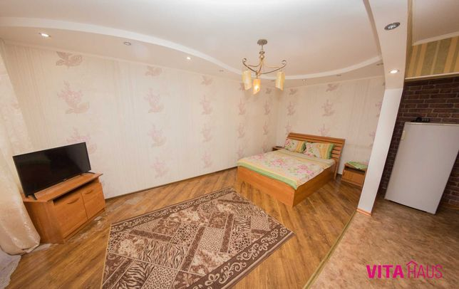 Однокомнатная Квартира От Vita Haus. Р-н: СКГУ. КТВ / Wi-Fi