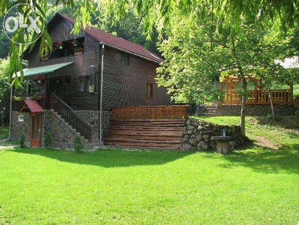 Cabana de inchiriat in Sovata(Cabana Feher)