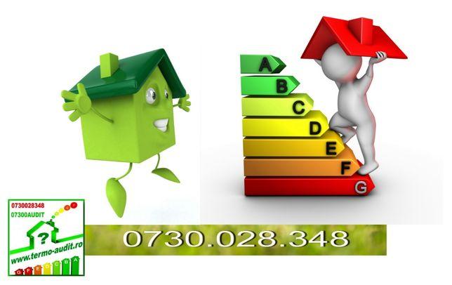 AUDIT ENERGETIC Casa eficienta energetic