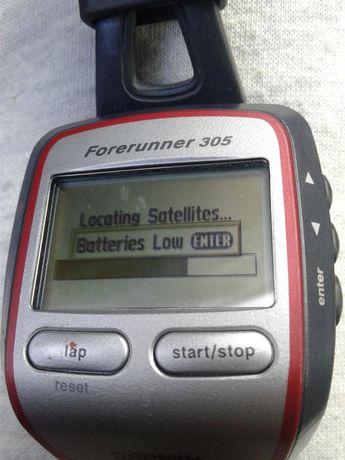 ceas pentru sport garmin forerunner 305